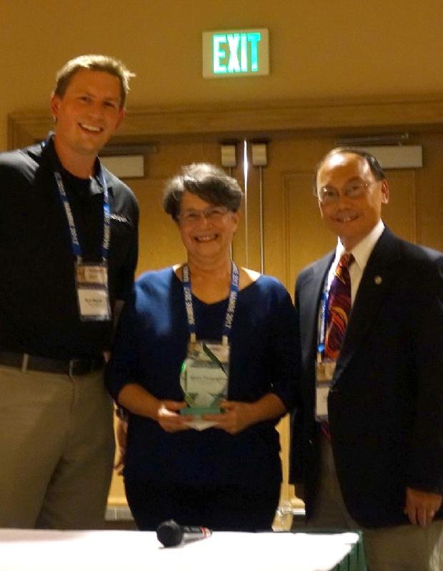 IDEALS Director Receives MBE Innovator Award
