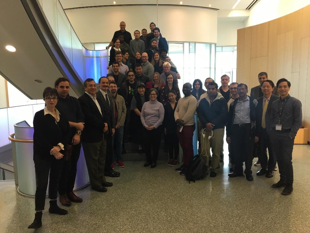 External Advisory Committee Meeting - Monday, November 12, 2018