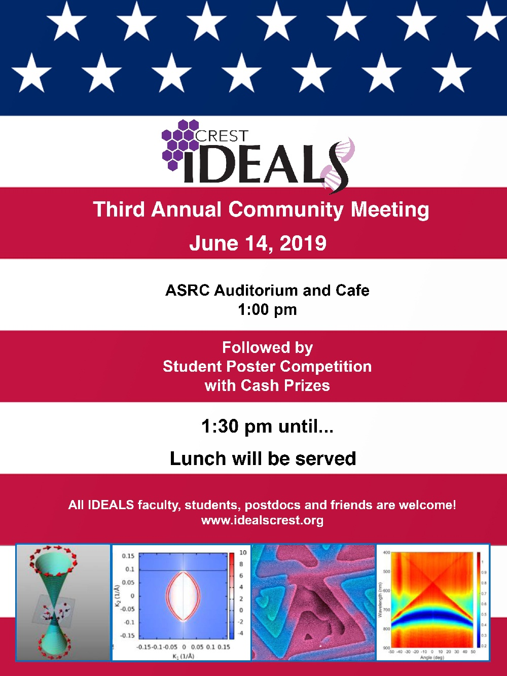 IDEALS Third Annual Community Meeting & Poster Competition
