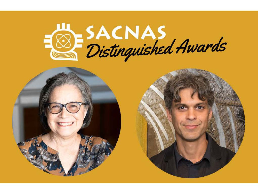 SACNAS Selects Distinguished Awardees for Excellence in Science and Mentoring